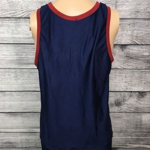 Vintage Shirts - 1990s Denver Nuggets Logo 7 NBA Jersey